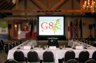 G8 Conference