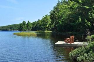 Devine Lake