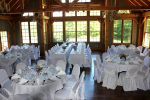 Weddings in the Main Lodge