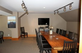 Trillium Resort and Spa; Muskoka Ontario - Executive Boardroom