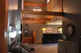 Trillium Resort and Spa; Muskoka Ontario - Front Reception